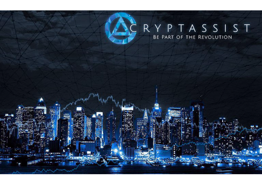 Cryptassist Press Release