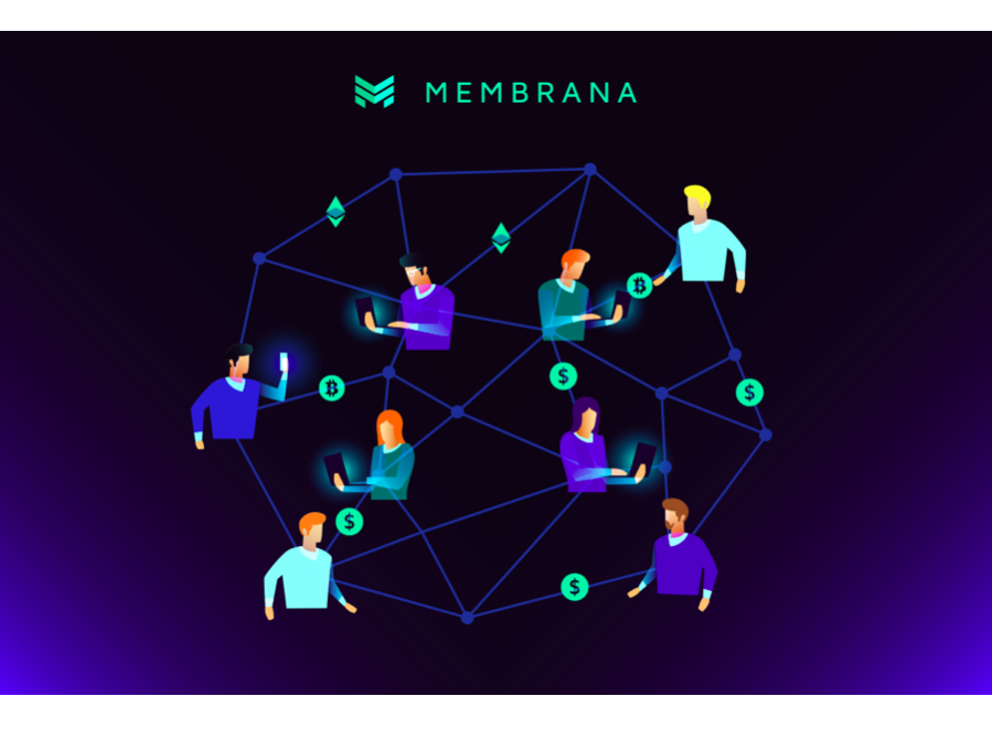 Membrana.io –  A Trust Management of Digital Assets Platform Announces Start of Token Sale