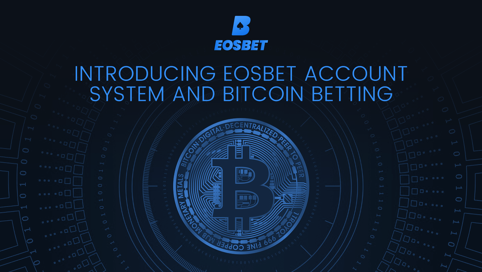 EOSBet Press Release