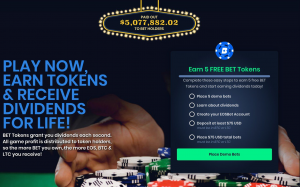 EOSBet.io Press Release